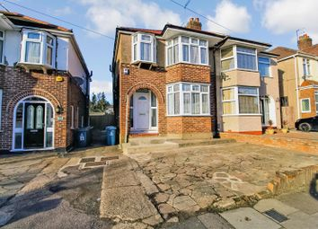Thumbnail 3 bed semi-detached house to rent in Charmian Avenue, Stanmore