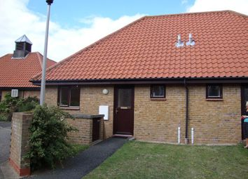 Thumbnail 1 bed bungalow to rent in Hall Crescent, Holland On Sea