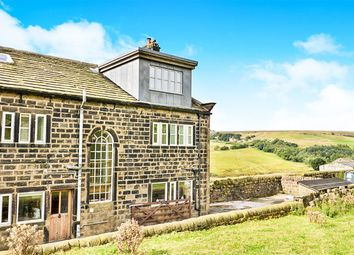 Thumbnail 4 bed semi-detached house for sale in Charlestown, Hebden Bridge