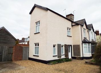 Thumbnail 4 bed semi-detached house for sale in Kings Lynn, Norfolk