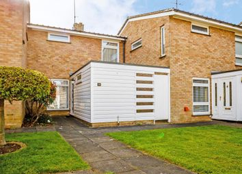 Thumbnail 3 bed terraced house for sale in Roslings Close, Chelmsford