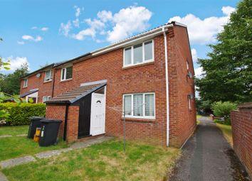 Thumbnail 1 bed flat to rent in Longstock Court, Eastleaze, Swindon