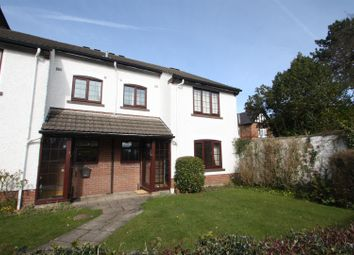Thumbnail 2 bed flat for sale in Norley Road, Cuddington, Northwich