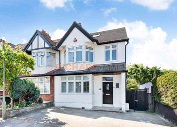 Thumbnail 4 bed semi-detached house for sale in Victoria Road, London