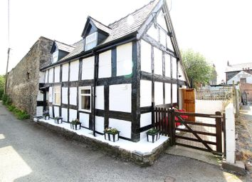 Thumbnail 2 bedroom cottage for sale in Bridge Street, Llanfyllin