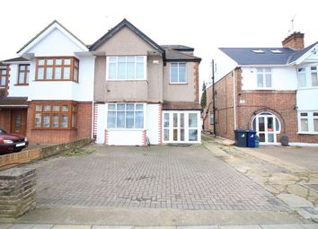 Thumbnail 4 bed semi-detached house for sale in Alleyn Park, Norwood Green