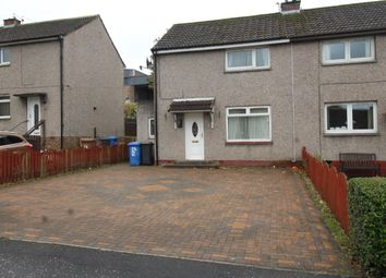 Thumbnail 2 bed semi-detached house for sale in Stewart Drive, Whitburn, Bathgate
