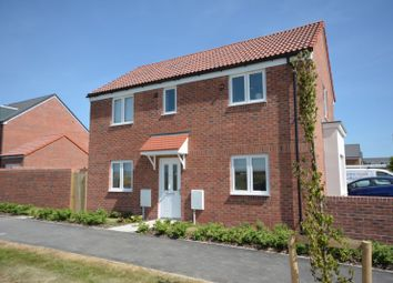 Thumbnail 3 bed detached house for sale in Liberator Lane, Grove, Wantage