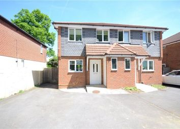Thumbnail 3 bed semi-detached house for sale in Fox Villas, Hawley Road, Blackwater