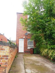 Thumbnail 4 bedroom terraced house to rent in Cromwell Street, Nottingham