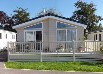 Thumbnail 2 bed mobile/park home for sale in Canterbury, Ashford Rise, Braunton Road, Barnstaple