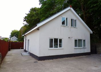 Thumbnail 4 bed detached house for sale in St Helen's Avenue, Brynmill, Swansea