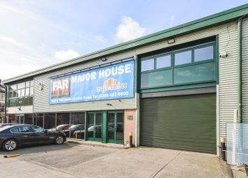 Thumbnail Industrial to let in North Circular Road, London