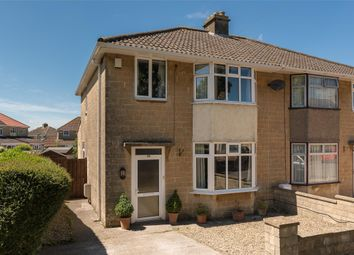 Thumbnail 3 bedroom semi-detached house for sale in Bloomfield Rise, Bath, Somerset