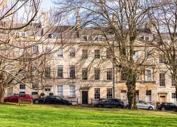Thumbnail 5 bedroom town house for sale in St James's Square, Bath