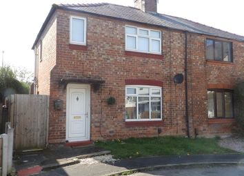 Thumbnail 2 bed semi-detached house for sale in Briardale Gardens, Little Sutton, Cheshire