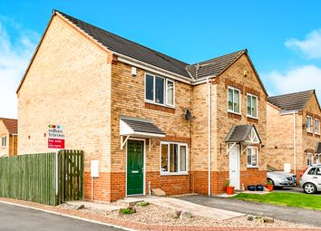 Thumbnail 2 bed semi-detached house for sale in Oswin Gardens, Bradford
