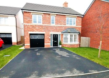 Weatherhill Way, Browney, Durham DH7. 4 bed detached house for sale