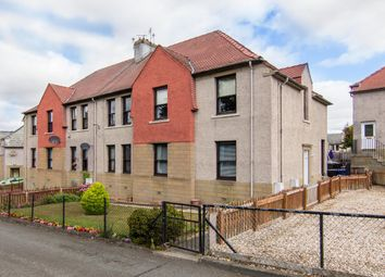 Thumbnail 3 bed flat for sale in Mansfield Road, Newtongrange, Dalkeith