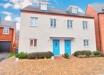 Thumbnail 3 bed semi-detached house for sale in Renaissance Way, Barlaston, Stoke-On-Trent