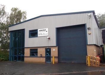 Thumbnail Warehouse to let in Sugarbrook Road, Bromsgrove