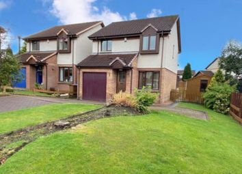 Thumbnail 3 bed detached house for sale in Eastcroft Drive, Polmont