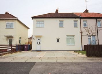 Thumbnail 3 bed semi-detached house for sale in Verney Crescent South, West Allerton, Liverpool