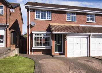 Thumbnail 3 bedroom semi-detached house for sale in Blakemore Drive, Sutton Coldfield, West Midlands
