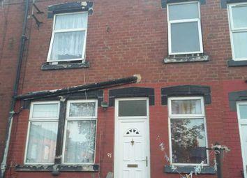 Thumbnail 2 bedroom terraced house for sale in Tilbury Road, Leeds