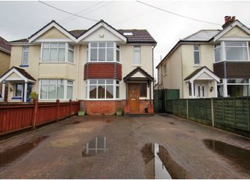 Thumbnail 4 bed semi-detached house for sale in Stannington Crescent, Southampton