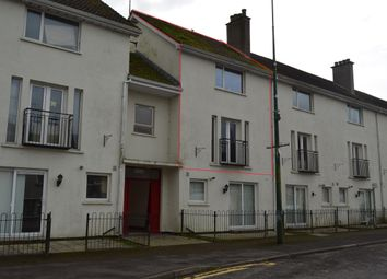 Thumbnail 2 bed duplex for sale in Castletown Square, Fintona, Omagh