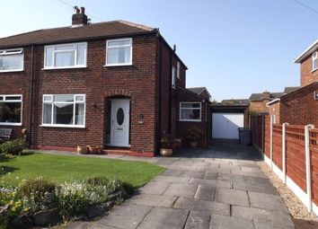 Thumbnail 3 bed semi-detached house for sale in Milton Drive, Poynton, Stockport, Cheshire