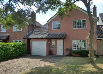 Thumbnail 4 bed link-detached house for sale in Hadleigh, ., Suffolk