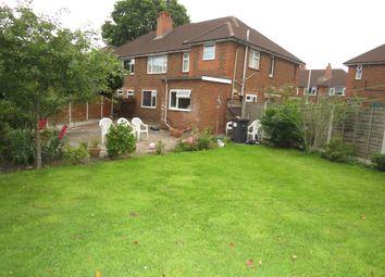 Thumbnail 4 bedroom maisonette for sale in Dewhurst Croft, Birmingham