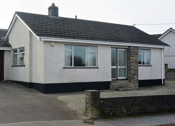 Thumbnail 2 bed detached bungalow to rent in Crellow Lane, Stithians, Truro