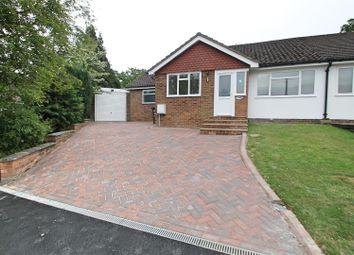 Thumbnail 3 bed semi-detached bungalow for sale in Clarence Close, Bushey Heath, Bushey