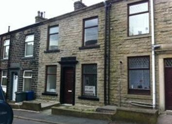 Thumbnail 2 bed terraced house to rent in Church Street, Stacksteads, Stacksteads
