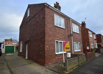 Thumbnail 3 bed semi-detached house for sale in Jacksonville, Goole