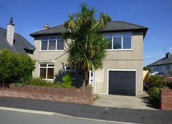 Thumbnail Property for sale in Manor Avenue, Pwllheli, Gwynedd