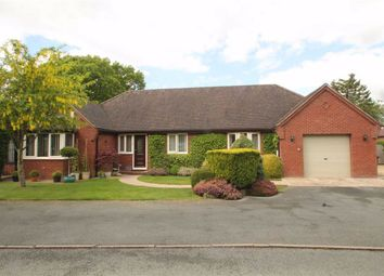 Thumbnail 3 bed detached bungalow for sale in Offas Close, Treflach, Oswestry