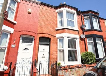 Thumbnail 3 bedroom terraced house for sale in Chermside Road, Aigburth, Liverpool