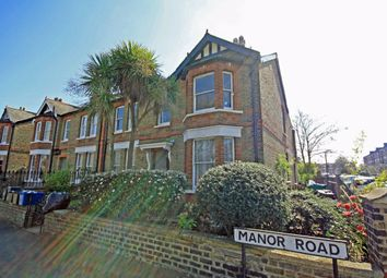 Thumbnail 3 bed flat to rent in Manor Road, Teddington