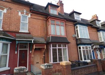 Thumbnail 4 bed terraced house for sale in Oakfield Road, Balsall Heath, Birmingham, West Midlands
