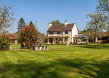Thumbnail 4 bedroom detached house for sale in Castle Corner, Beckington, Frome