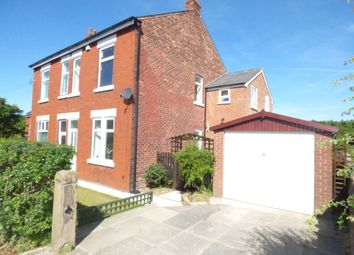 Thumbnail 4 bed semi-detached house to rent in Windlehurst Road, Marple, Stockport