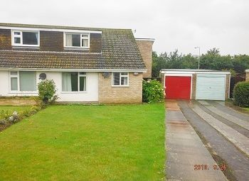 Thumbnail 3 bed semi-detached house to rent in Maple Gardens, Bridport