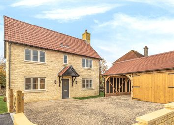 Thumbnail 4 bed detached house for sale in Chestnut Close, Marnhull, Sturminster Newton, Dorset