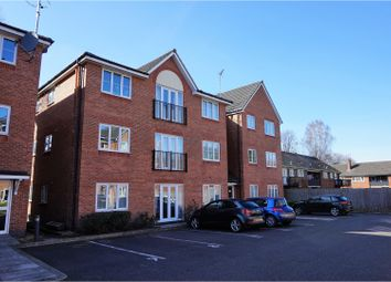Thumbnail 2 bed flat for sale in Hassocks Close, Nottingham
