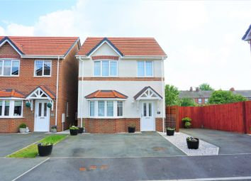 Thumbnail 3 bed detached house for sale in Garden Village, Chester