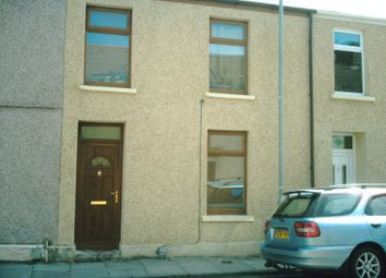 Thumbnail 1 bed flat to rent in Thomas Street, Aberavon
